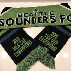 Ruffneck Seattle Sounders 2016 MLS Cup Champions